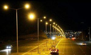 2.5میلیارد تومان برای تقویت روشنایی معابر اصلی شهر بیرجند سرمایه گذاری شد
