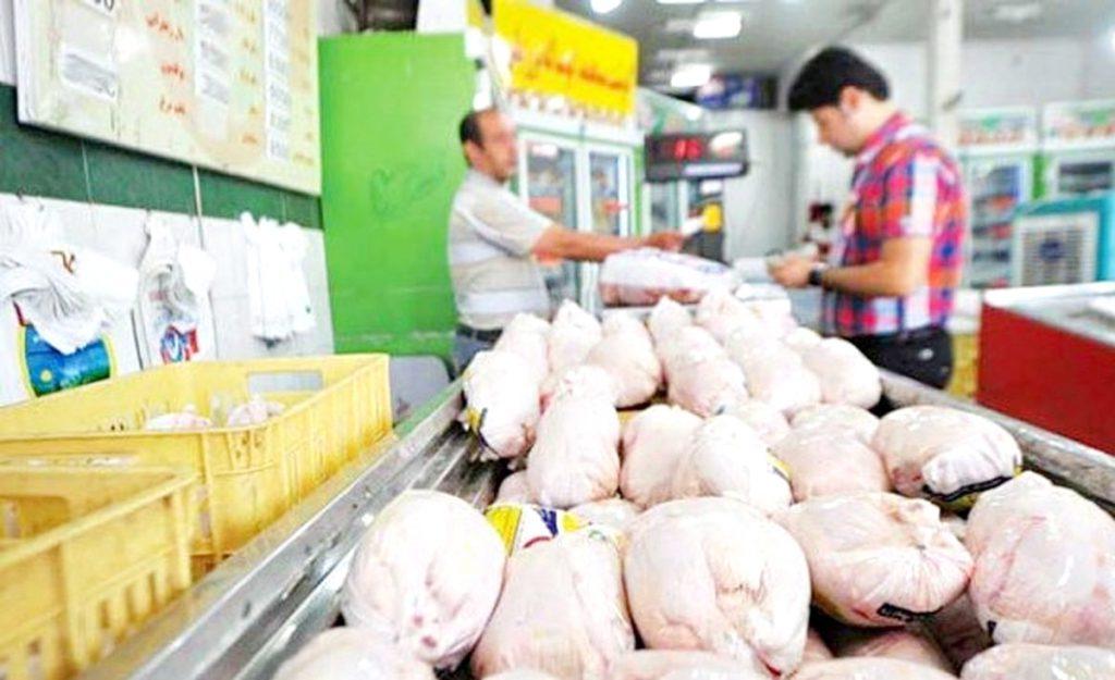 تولید مازاد بر نیاز و دغدغه توزیع مرغ در استان